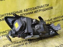 Передние черные фары Lancer IX би-ксенон 2004-2010