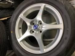 Toyota R15 4*100 6j et45 + 195/65R15 Dunlop Enasave EC204