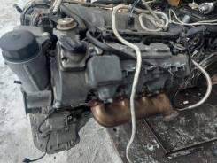 Двигатель Mercedes-Benz M113.960 объем 5.0L из Японии без навесного