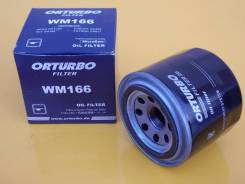 Фильтр масляный Mannol WM166 (Германия) Kia Hyundai Honda Subaru C307