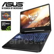 "Asus TUF Gaming FX505DT. 15.6"", 2,1ГГц, ОЗУ 8 Гб, диск 512Гб, WiFi, Bluetooth, аккумулятор на 4ч."