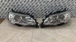 Фары штатные под галоген для Toyota Camry XV55 2014-2017г