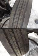 2 колеса Isuzu ELF, резина TOYO 205/65/R16 лето 2018г., диски 5шп