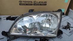 Фара левая Toyota Caldina 210, 211, 215 1 модель 05-31 Светлая!