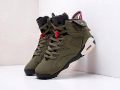 Муж. Кроссовки Nike x Travis Scott Air Jordan 6