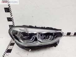 Фара передняя правая BMW X3 G01 LED