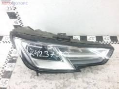 Фара передняя правая Audi A4 B9 8W ксенон