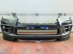 Передний бампер Lexus LX570 2014 г