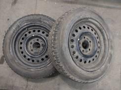 185 65 R15 dunlop winter ice 01 пара колёс