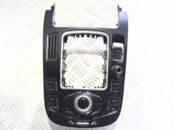 Панель управления мультимедиа MMI Audi A4 2009 [8T0919609B] B8 1.8