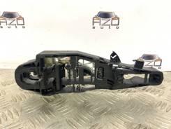 Механизм ручки двери внешней Citroen C4 2011 B7 1.6, передний левый