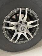 Резина (шины) с дисками Dunlop 275/70r16