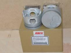 Комплект поршней 3L ремонт 1.00 ( 1,00 ) ARCO Усиленные ! V 13101-54101