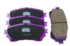 Колодки тормозные передние NiBK PN25002 PN25002