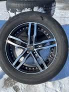"""Sakura Wheels. 7.0x17"""", 5x114.30, ET45"""