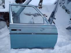 Дверь правая передняя на Mercedes-Benz W123, 1982г. в.