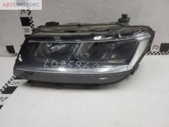 Фара передняя левая Volkswagen Tiguan 2 LED ДХО