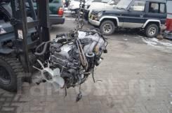 Двигатель в сборе 1FZ-FE 93-94 год. 19000-66040 Land Cruiser 80