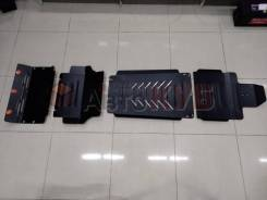 Защита картера Mitsubishi Pajero