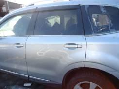 Дверь задняя левая Subaru Forester SJG FA20 2013 серебро g1u