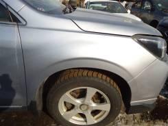 Крыло переднее правое Subaru Forester SJG FA20 2013 серебро g1u
