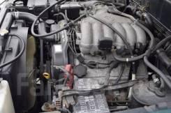 Двигатель в полной комплектации 5VZFE Рестайл с электронным дроселем