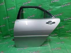 Дверь задняя левая Цвет-1C0 (дефект) Mark II JZX110 [Cartune] НЛ718