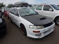 Крылья тюнинг Toyota Corolla AE101 vs Toyota Corolla Levin AE101