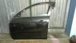 Продам переднюю левую дверь на Mazda -Axela BK3P, в сборе