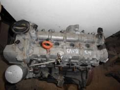ДВС CAVD Volkswagen 1.4 литра DSG 03C100091T Контрактный