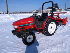 Yanmar. Продам японский мини трактор. Без пробега по Р. Ф. добавил видео работы, 22,00л.с.