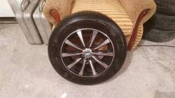 Новые колеса на лытых дисках 185/65R14