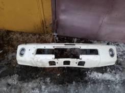 Передний бампер на Nissan Safari Patrol y61