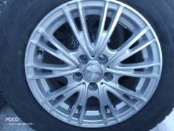 Комплект зимних колес Yokohama 195/65R15, 5х100