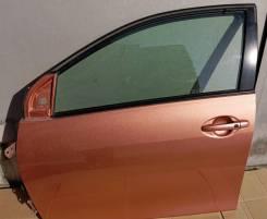 Дверь левая передня Toyota Fielder ZRE142/144 пробег 42000км