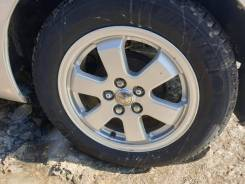 Литьё с резиной Toyota Prius NHW20 195/60/15