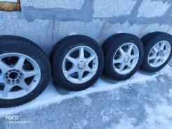 Комплект зимних колёс на литьё 195/65 R15 5/100