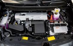 Двигатель Тойота Приус V 2015 г. в.