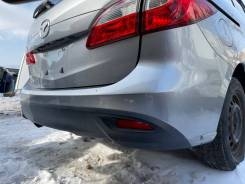 Бампер задний серебро (38P) Mazda Premacy Cwefw 117000km