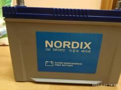 Nordix. 100А.ч., Прямая (правое), производство Корея