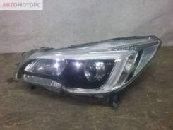 Фара передняя левая Subaru Outback 5 Wagon LED дхо