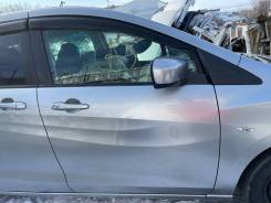 Дверь передняя правая серебро (38P) Mazda Premacy Cwefw 117000km