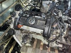 Контрактный двигатель BTS 1.6 Volkswagen Skoda