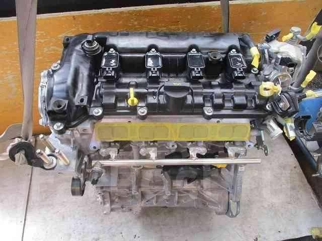 Двигатель Mazda 6 CX-5 CX-8 2.5L Pyvps