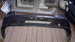 Бампер задний Volkswagen Passat B7 2011- [3AE807417A]