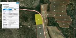 Участок 7,83 га. 78 300кв.м., собственность, электричество