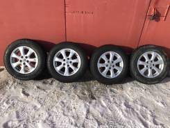Комплект зимних оригинальных колёс на Toyota