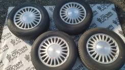 Колеса Crown с резиной Dunlope 205/65R15