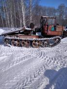 ОТЗ ТДТ-55. Продается трелевочник ТДТ-55