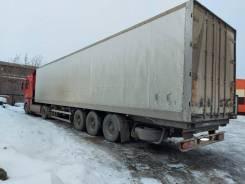 Meusburger Новтрак SG-240ST. Продам Полуприцеп Фургон Изотермический, SG240FN, 20 000кг.